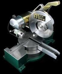 mini miter saw. coumpound miter saw - front mini