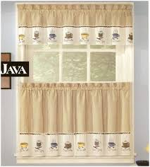 furniture surprising kitchen curtains and valances 5 delightful creative yellow kitchen curtains and valances modern