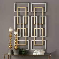 2 pieces set modern light luxury
