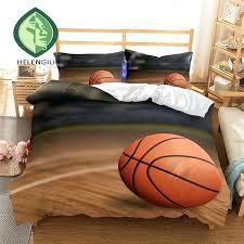 basketball twin bedding set football or basketball bedding set print duvet cover set twin queen king basketball twin bedding set