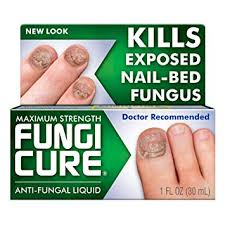 fungicure anti fungal liquid 1 ounce real effective cine that kills exposed nail