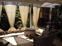 how to make outdoor curtains for patio outdoor designs from mediterranean outdoor curtains and patio decoration source hughcabot com