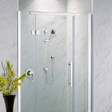 full size of bathroom sliding door shower enclosure shower panel system with tub spout stainless steel