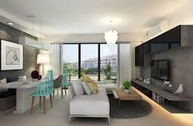 Interior Design Proposal For Waterfront Isle Condominium Floor Bed - Modern interior design dining room