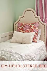 diy upholstered bed. Diy Upholstered Bed Miss Headboard King .