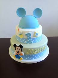 Pin By Cake Couture Love On Custom Cakes Mickey Mouse First