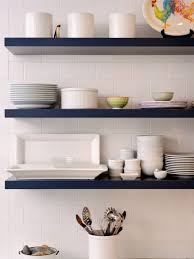 navy blue floating shelves ff9e36a18d65