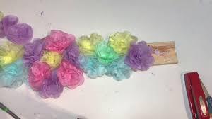 tissue paper flower centerpiece ideas diy flower centerpieces how to make tissue paper flowers easy