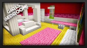 Minecraft How To Make A Girls Bedroom YouTube, games for girls room ...