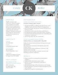 Modern Contemporary Resume Templates With College Resume Template