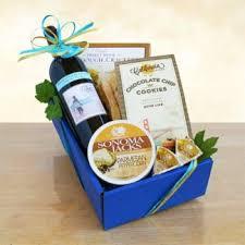 wine snacks gift box red wine