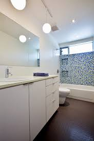 bathroom track lighting. Gorgeous Track Lighting In Bathroom Midcentury With None #11502 I