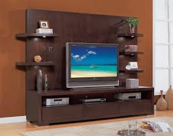 Image Wooden Awesome Flat Screen Tv Wall Unit Unitsunit On Room Dining Hutch And So Forth Repair Brilliant Flat Screen Tv Wall Units Creative Images