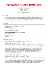 Ob Nurse Resume New Graduate Nurse Resume Sample Baby Eden
