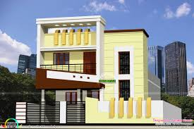 1300 sq ft low budget g 1 house design