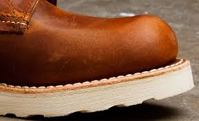 oil tanned leather