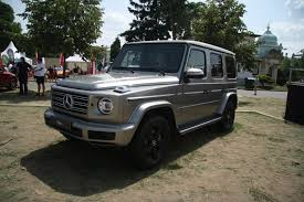 Too bad mercedes' comand interface is complicated; Mercedes Benz G Class Wikipedia