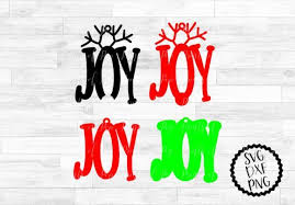 Joy Reindeer Holiday Earrings Svg Graphic By Printsofpop Creative Fabrica In 2020 Holiday Earring Joy Christmas Svg