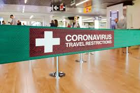 covid 19 study shows that travel