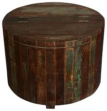 appalachian rustic reclaimed wood round