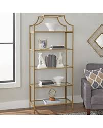 better homes and gardens bookcase. Perfect And Better Homes And Gardens Nola Bookcase Gold Finish On And Bookcase E