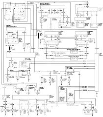 Carburetor wiring diagram truck ford 4g91 ga15 engine 22r