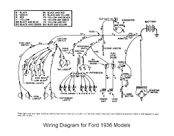 Flathead_Electrical_wiring1936 1977 ford truck alternator wiring picture,truck wiring diagrams on 2004 nissan sentra ignition wiring diagram