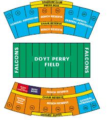 Bowling Green Falcons Football Schedule