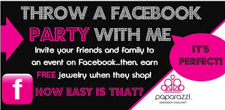 top tips for paparazzi facbook parties
