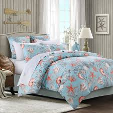 brandream luxury nautical bedding designer beach themed bedding sets 5 piece 100 cotton duvet