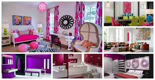 Neon Bedroom Modern Neon Interior Designs