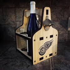 er caddy 22 oz beer holder wine bottle caddy er beer tote