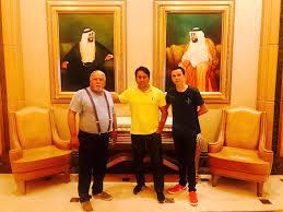 "Francesco Rios on Twitter: ""With my friend Valter Nogueira & Miller  SILVA!!… """