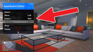 gta 5 online cut content furniture store u0026 apartment editor gta news info youtube new apartment furniture i35 furniture
