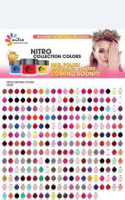 Opi Dip Powder Color Chart Nitro Dipping Powder 2oz Buy 5 Get 1 Free 256 Match Sns 40 Cheaper