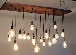 Edison Light Fixtures Canada Decoration Edison Bulb Chandelier Canada Minimalist Look Of