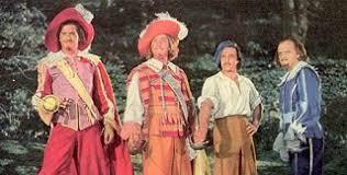 Les Trois mousquetaires - Hollywood on Seine - DvdToile