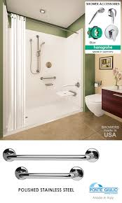 a national supplier of premium walk in tubs and ada compliant handicap shower systems announces a new low threshold shower line
