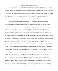 example essays for scholarships com example essays for scholarships 2 scholarship essay example 9 samples in word pdf acirc