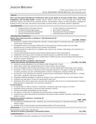 Operations Associate Manager Resume Sample Fabric Exampleerial ...