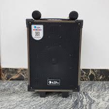 Loa kéo karaoke mini AZPro AZ 8 bluetooth Loa kẹo kéo di động thùng gỗ giá  tốt hơn jbz jbl