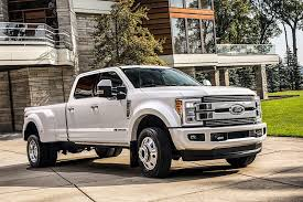 Ford Super Duty Limited Pickup Truck Approaches $100K Sticker