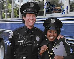 Steve Guttenberg & Marion Ramsey Police Academy Original Autographed 8x10  Photo 2 at Amazon's Entertainment Collectibles Store