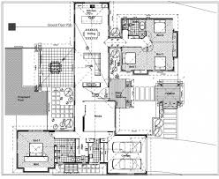 Unique Home Floor Plans With Estimated Cost To Build  New Home Large House Plans