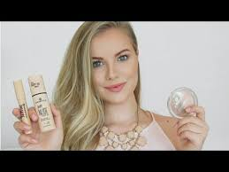 essence pure foundation concealer shading powder review