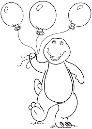 Barney Friends Coloring Pages » Coloring Pages Kids