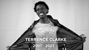 Former Kentucky player, NBA Draft prospect Terrence Clarke dies at 19