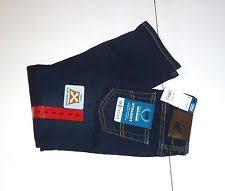 Boy Jeans Size 6 Lee Premium Select Straight Leg Adjustable Waist 99 Cotton