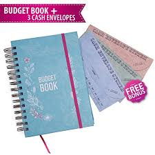 Monthly Bill Organizer Book Bill Organizer Budget Planner Book Monthly Budget Notebook And