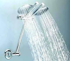 delta double shower head best dual astonishing design in comparison vs all b commercial a 2 delta double shower head commercial